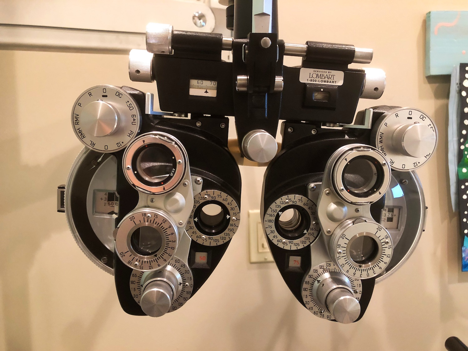 Starkville Eye Clinic Eye Equipment